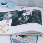 черно-белые фотографии в фотокниге