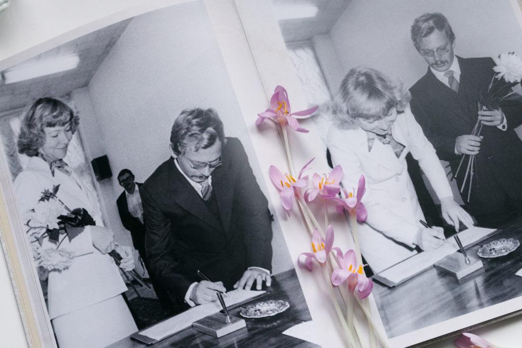 фотокнига на годовщину свадьбы