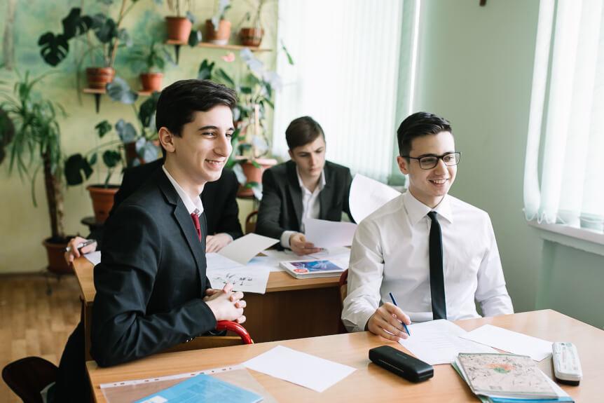 Репортажа фотография школа